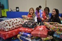 Gift Wrapping Celebration at Wampus Ignites Holiday Spirit