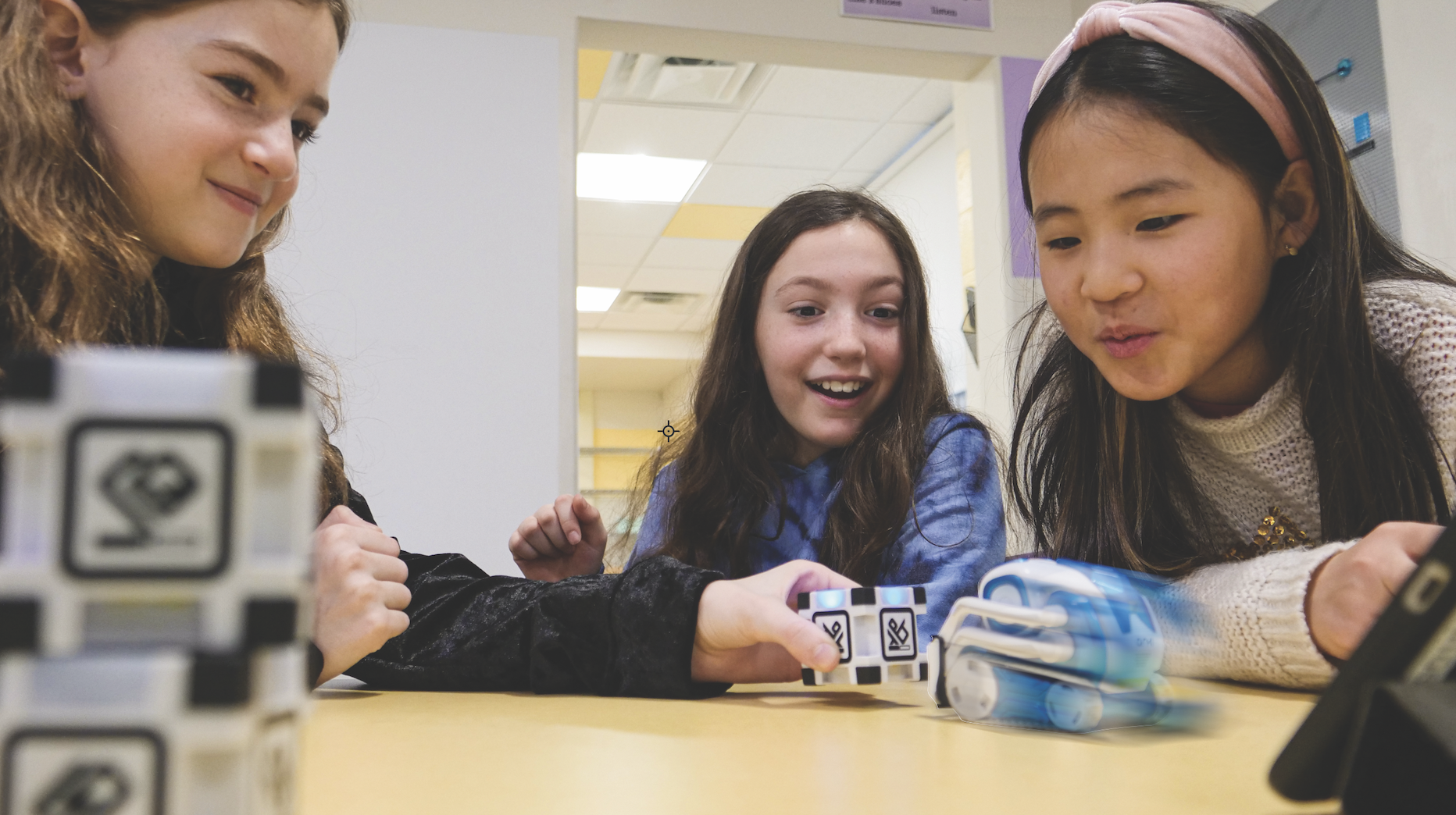 Robotics and Coding in Byram Hills K-12
