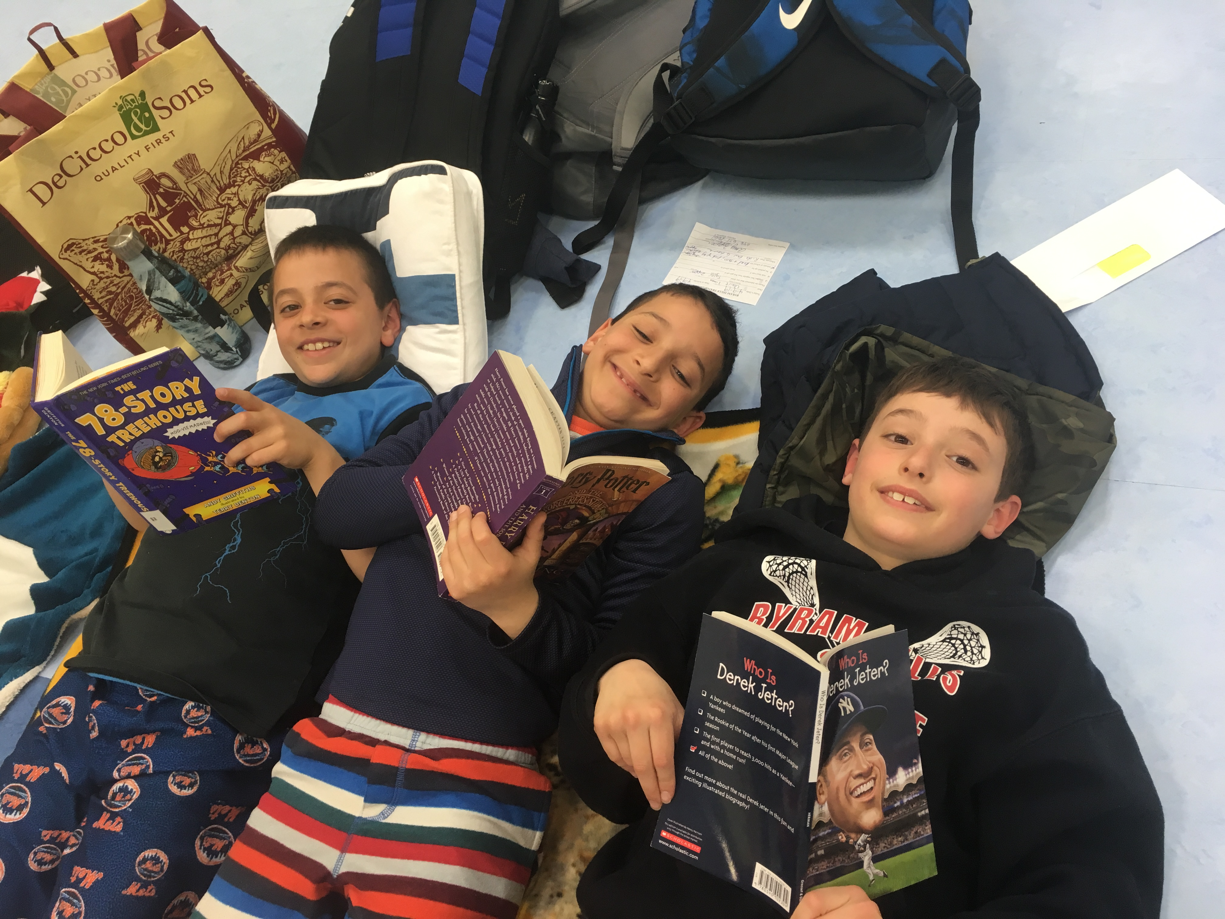 Read-a-Thon at Wampus Elementary School Benefits Leukemia & Lymphoma Society